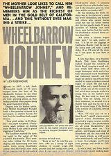 "Studebaker Wagon History w ""Whellbarrow Johnny"" Genealo"
