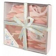 Rothco 6995 Infant Gift Set - Pink Camo Body Suit - Bib - Crib Cap