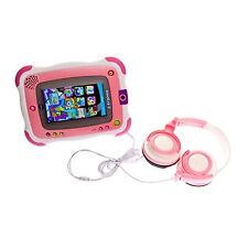 Kids Boy Girl Small DJ Style Folding Headphones for vTech InnoTab 2 II Tablet PC