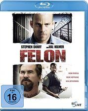 FELON [Blu-ray] Stephen Dorff, Val Kilmer +TOP+ OVP