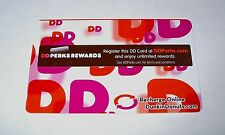 DUNKIN DONUTS DESIGNER GIFT CARD
