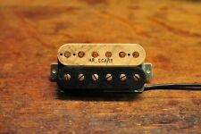 Arcane Inc. / George Lynch Mr. Scary  Signature Guitar pickup Distressed Zebra
