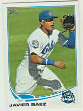 2013 Topps Pro Debut #125 JAVIER BAEZ RC Rookie Chicago Cubs QTY AVAILABLE