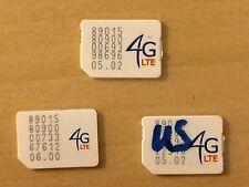 US Cellular Nano Sim cards