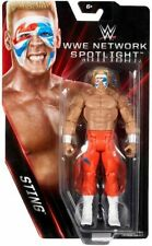 WWE Network spotlight Sting WCW Wrestling figure new Mattel