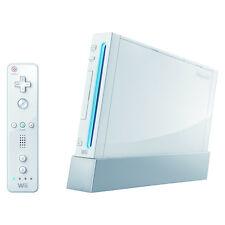Nintendo Wii White Console