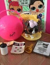 NWT L.O.L. Surprise Pets D.J. K9 P016 GLEE CLUB SERIES 3