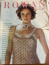 Rowan Knitting and Crochet Magazine 37 - Spring 2005 - New