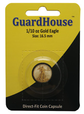 GuardHouse 1/10oz American Eagle Air Tite Coin Holder 1 pack