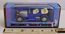 LESNEY MATCHBOX MODELS OF YESTERYEAR 1914 HENRY VAUXHALL Y-2 BOXED