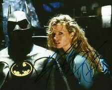 Kim Basinger - Signed Autographed 8x10 Photo - BATMAN - W/COA