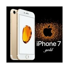 """Smartphone Apple IPHONE 7 32GB Gold Gold 4,7"""" Touch Id 3D 2GB 0.1oz Ios 12MP"""