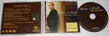 """BRIAN LITTRELL - WELCOME HOME  """"1 Track Promo"""" (2006)  - CD Single.."""