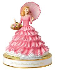 Royal Doulton A Day At London's Regents Park Figurine Hn5784 Limited Edt. New
