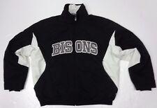 Majestic Therma Base Jacket Bisons Black& White Size Large