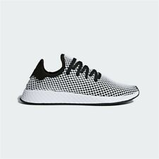 Adidas Deerupt Black White Men's Shoes CQ2626