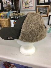 Mackinaw Hat Cap Ear Flaps Elmer Fudd Hunting Vintage One Size Fit Most Berne