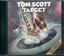 Tom Scott - Target CD West Germany Target
