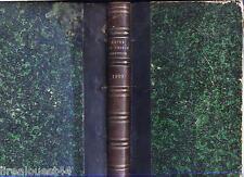 Annales de chimie analytique Crinon 1909