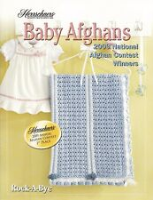 Baby Afghans 2009 Herrschners National Contest Crochet Instruction Patterns