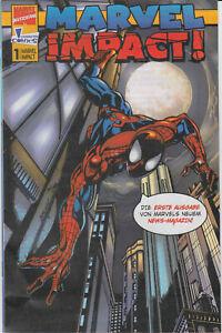 MARVEL IMPACT! #1 - Marvel Deutschland 1999