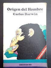 Origen del Hombre - Carlos Darwin - 1983