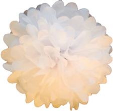 Tissue Paper Pompom hanging decoration wedding party birthday celebration