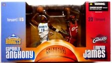 CARMELO ANTHONY/LEBRON JAMES ROOKIE TWO PACK MCFARLANE