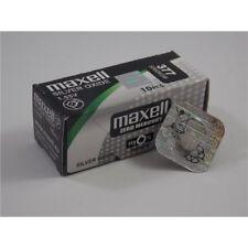 Batteria Pila MAXELL 390 orologi botton Silver Oxide SR1130SW Japan battery watc