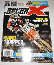 Racer X Magazine Monster Energy Cup & Sand Trapped January 2013 071714R1