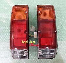 Rear Combination Tail Lights Lamp LH RH For 1983-1986 Nissan Datsun 720 Pickup