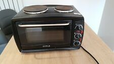 OYPLA Mini Oven with 2 Hotplates - 3 Month old - Little Use