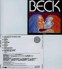 JOE BECK  Beck  /  KICJ-2347 , BLU SPEC CD 2013 / CTI SUPRÊME COLLECTION
