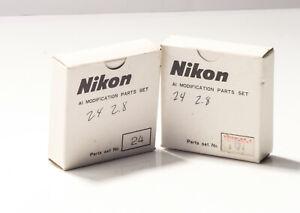 BRAND NEW Nikon AI Conversion Ring 24mm/F:2.8 Auto / no.24