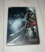 Assassins Creed IV Black Flag Steelbook Special Edition PS3 Playstation Game