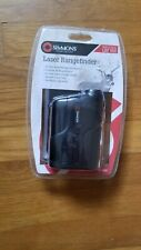 New - Simmons Laser Rangefinder Lrf 600 4x Magnification w/Case - 801405C