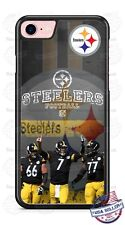 Pittsburgh Steelers Quarterback Phone Case Cover For iPhone Samsung Google