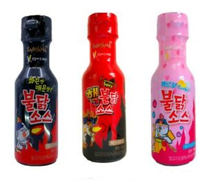 Korean Hot Spicy SAMYANG BULDAK SAUCE 200g Series Cooking Topokki Noodle Rice