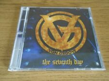 VON GROOVE - THE SEVENTH DAY   album  on CD      Canadian AOR/Hair Rock/Metal