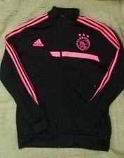Adidas jacket womens sports Ajax size L, UK 42/44