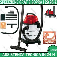 EINHELL TH-VC 1820 S 2342167 Bidone aspirapolvere aspiratutto aspira liquidi