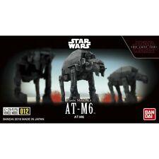 AT-M6 Modellbausatz von Bandai, Star Wars Episode VIII, Vehicle-Serie 012