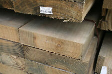 Treated Pine Sleepers - 200 x 50 x 2.7m - $4.61 lm