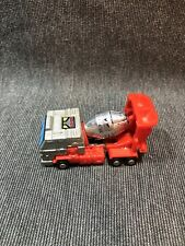 VINTAGE 1984 BLOCKHEAD CEMENT MIXER MR-36 BANDAI GOBOT GO-BOT Transformer