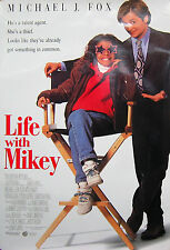 LIFE WITH MIKEY MOVIE POSTER MICHAEL J FOX (MV18)