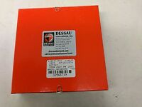 "NORTON DESSAU D-31622 CA2H CBN GRINDING WHEEL XC 150 NDBB5 1/16 6"" DIAMETER"