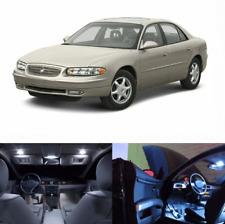 LED White Lights Interior License Kit For Buick Regal 2000-2002 (10 pcs)