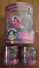 NEW IN SEALED PACKAGE Teacup Doggies GENEVIEVE + Lil' Doggies LEE & CHUSI Bundle