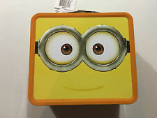 Despicable Me 2 metal lunch box 2013 brand new with tags. Excellent! Minions