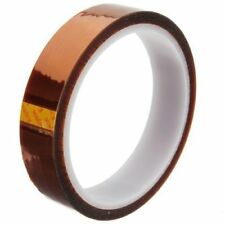 2 pack Powder Coating Electrical Insulation Kapton Polyimide Masking Tape 1//2/""